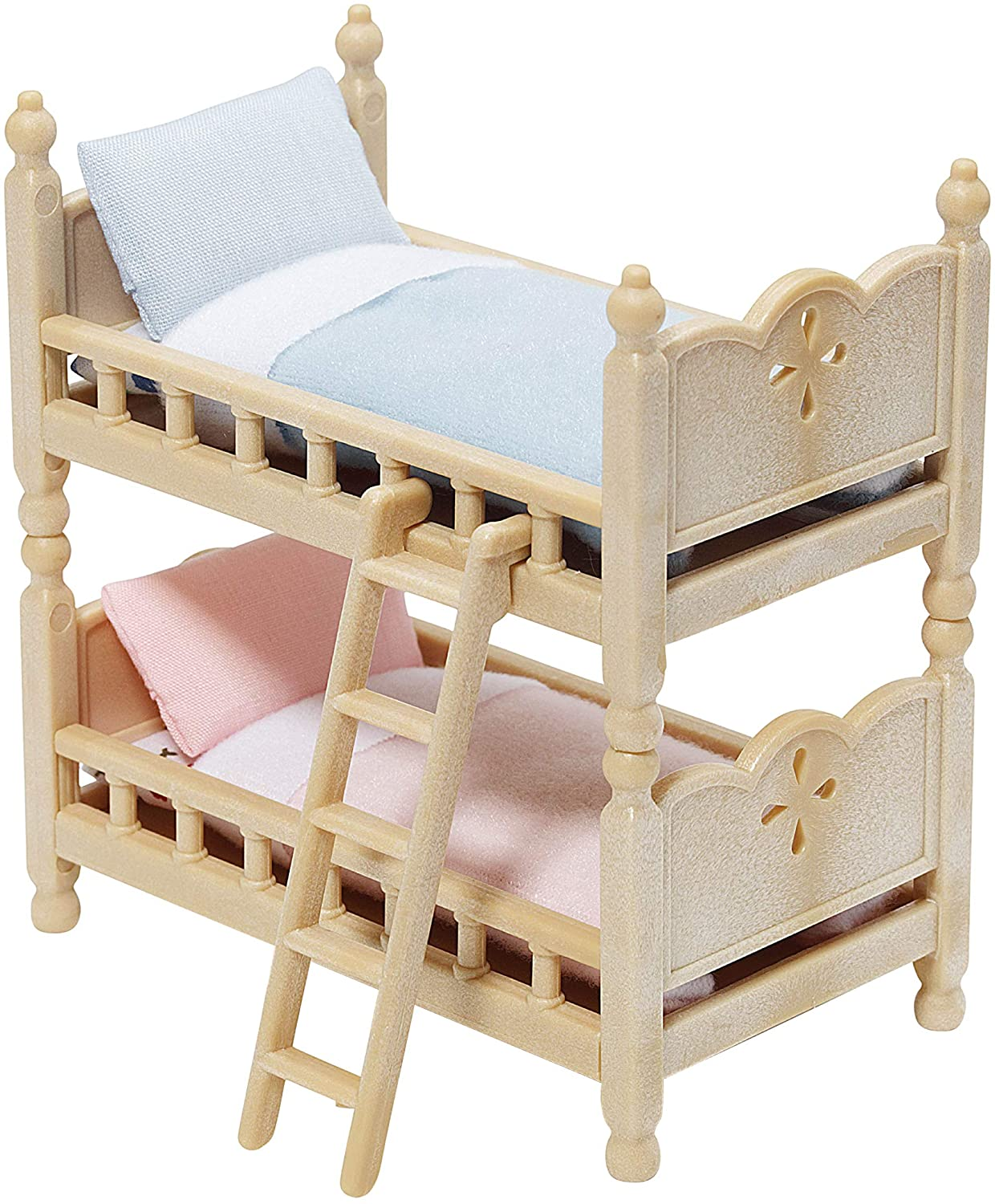 Amazon Com Calico Critters Doll House Furniture And Decor Bunk Beds Toys Games
