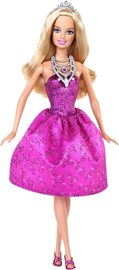 Mattel Barbie T3496 0 Moderne Prinzessin Barbie Puppe Amazon De Spielzeug