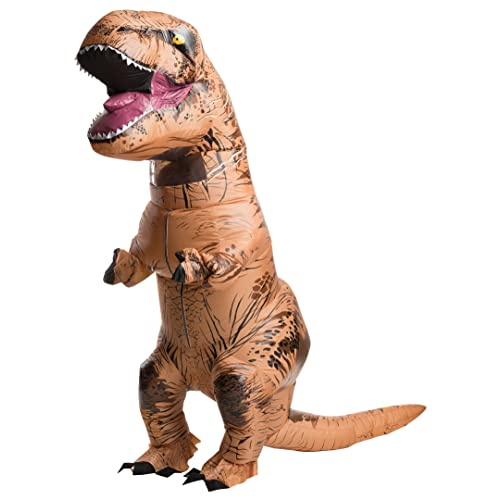 Rubie's Official Jurassic World T-Rex Dinosaur Inflatable Adult Costume (One Size)