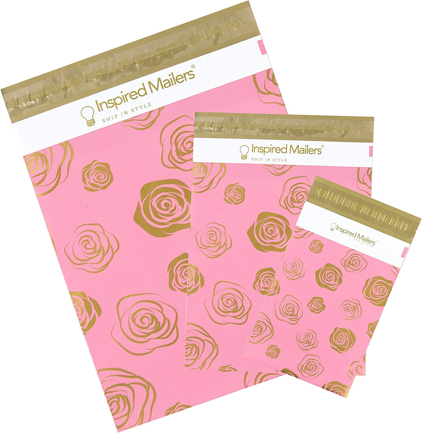 Inspired Mailers - Poly Variety Pack of 6x9 10 30 Each: Super-cheap San Diego Mall