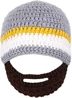 infant beard hat
