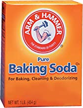 Church & Dwight Co. 84104 Arm and Hammer Baking Soda, 16 oz. Box (Pack of 24)