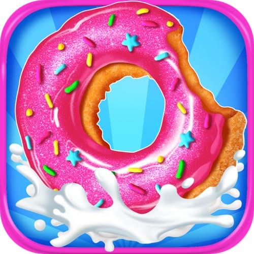 Donut Yum - Rainbow Kids Candy Donut Maker