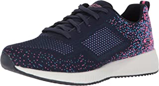 Skechers Womens 32501 Bobs Squad - Diamond Quarter Blue Size: