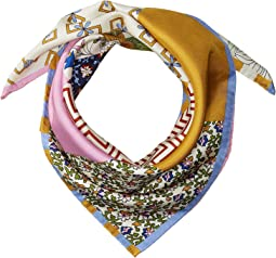 Patchwork Silk Neckerchief