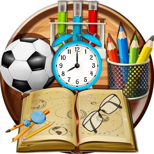 Planificador escolar personal