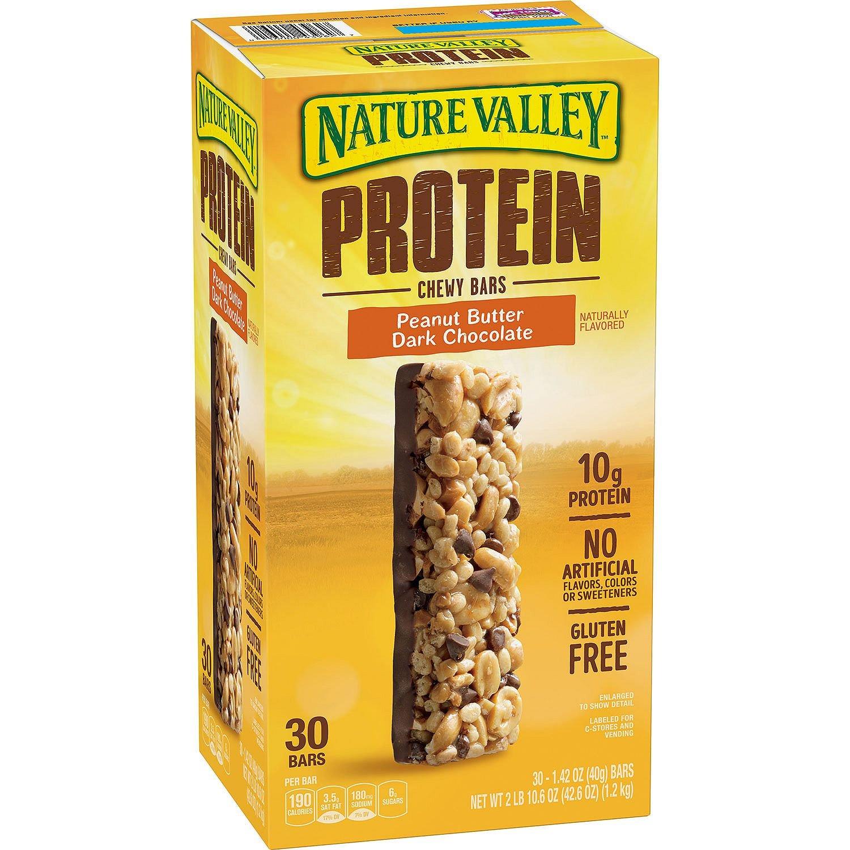 Nature Valley Peanut Chocolate Protein