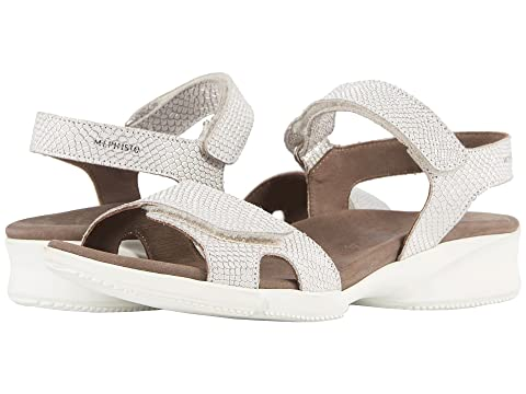 Footaction Free Shipping Shopping Online Mephisto Francesca Silver Python In UK For Sale Clearance Popular wHYxu