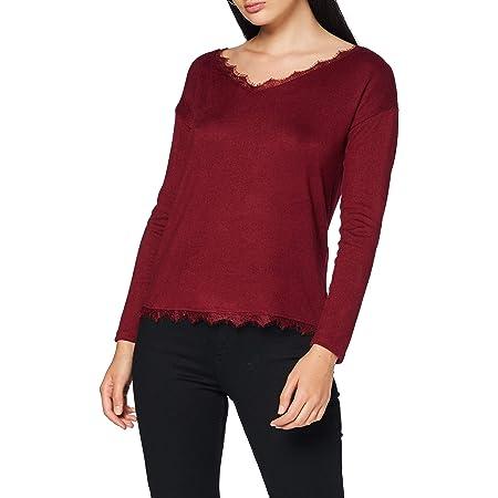 Springfield 3.Pv20.Tachas Hombros-C/62 Camiseta, Rojo (Red ...
