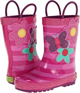 Western Chief Kids - Blossom Cutie Rainboot (Toddler/Little Kid/Big Kid)