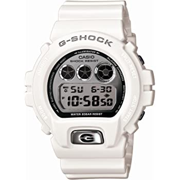 [カシオ] 腕時計 ジーショック DW-6900MR-7JF ホワイト