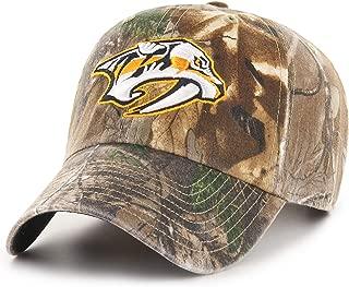 OTS NHL Men's Challenger Adjustable Hat