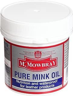 [エムモゥブレィ] M.MOWBRAY ピュアミンクオイル