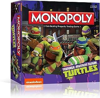 Teenage Mutant Ninja Turtles - Monopoly