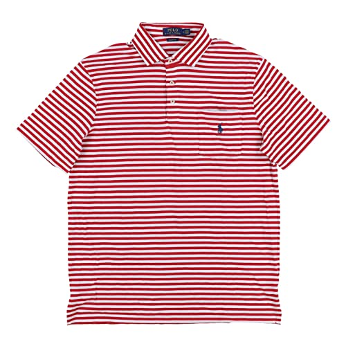49f69b14a Polo Ralph Lauren Mens Interlock Pocket Polo Shirt