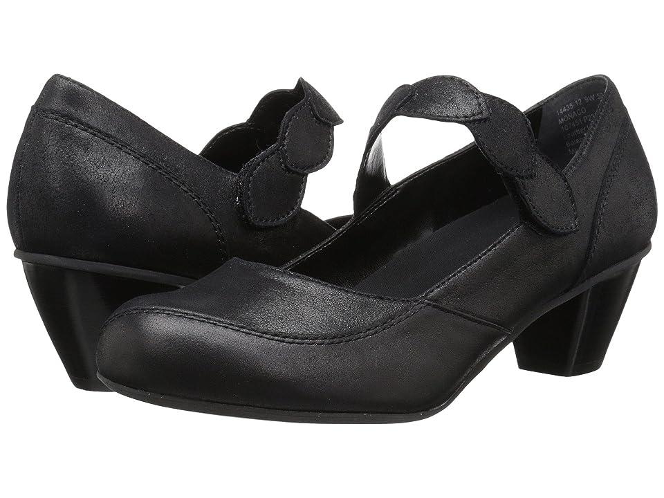 Drew Monaco (Dusty Black Leather) Women