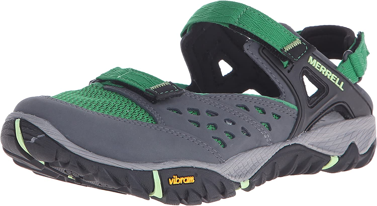 Merrell Women's All Out Blaze Sieve Mary-Jane Water shoes Brown
