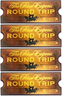 LilyDeal Polar Express Round Trip Train Ticket (4)