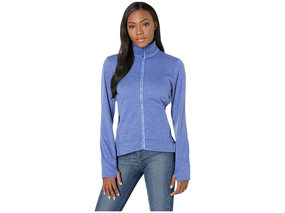 Mountain Hardwear Norse Peaktm Full Zip Jacket (Blue Print) Women