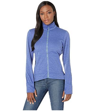 Mountain Hardwear Norse Peaktm Full Zip Jacket (Blue Print) Women