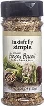 Tastefully Simple Bacon Bacon Seasoning, Tastes Like Real Bacon, Vegan, No MSG - 4.25 oz