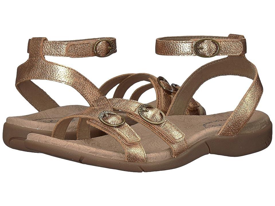 Taos Footwear Secret (Rose Gold) Women