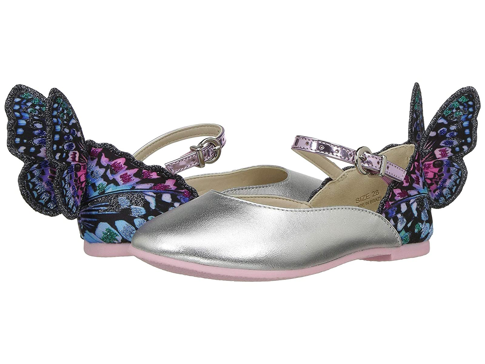 Sophia Webster Chiara Embroidery (Toddler/Little Kid)Atmospheric grades have affordable shoes
