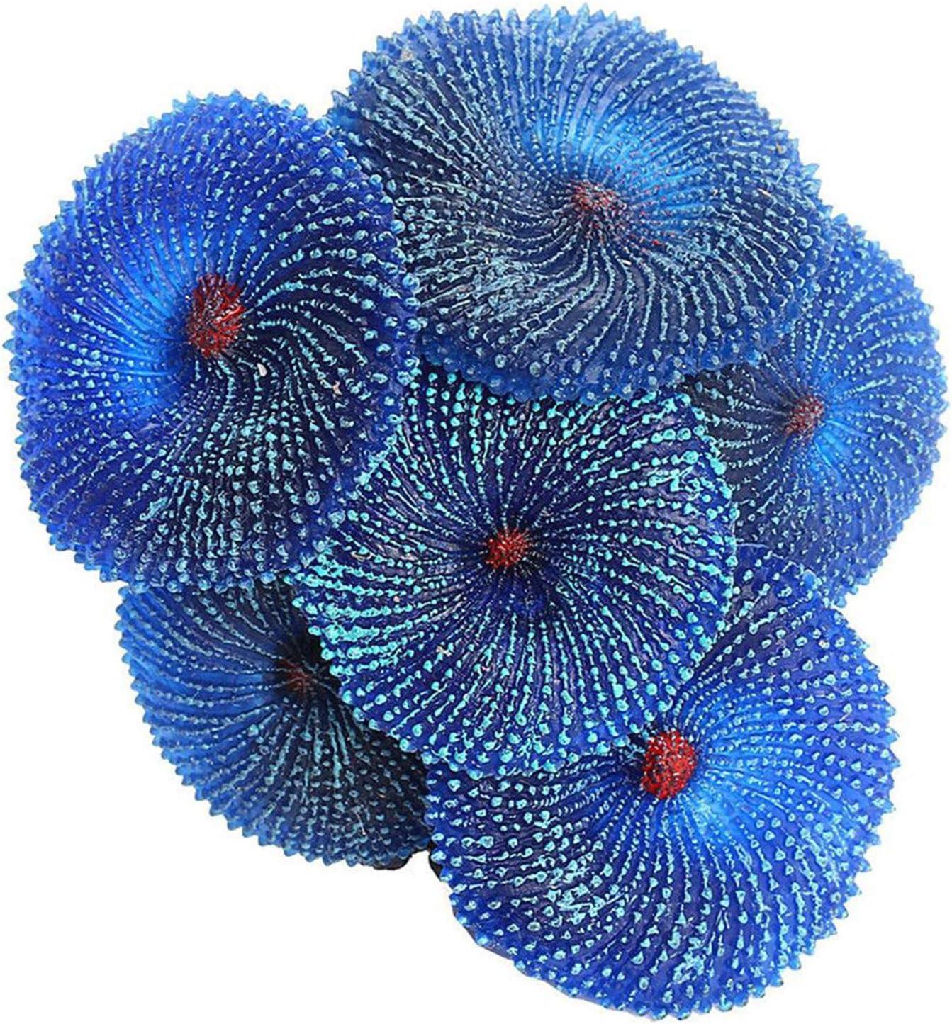 N \ A Aquarium Artificial Resin Sea Long Beach Mall Ta Ornament Plant Coral Fish Sale