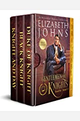 Gentlemen of Knights Boxed Set Books 1-3: A Regency Romance Collection Kindle Edition
