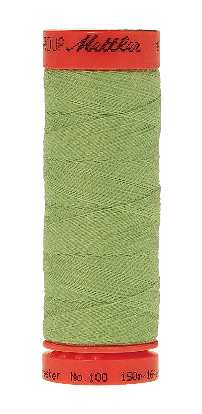 Mettler Metrosene 100% Core Spun Polyester Thread, 165 yd, Mint