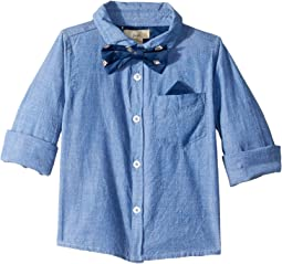 Bow Tie Oxford Shirt (Infant)
