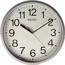 Seiko Wall Clock (Grey)