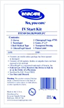 1Pack of 10 - IV Start Kit with Chloraprep ISGIK99185LFC Inva...