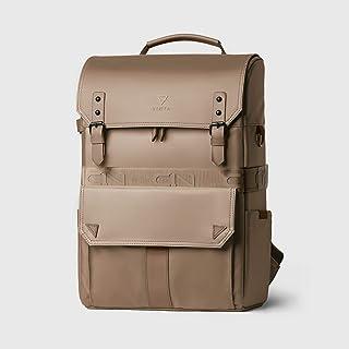 New 2020 VINTA Weatherproof Laptop Backpack with Luggage Sleeve and Travel Packs