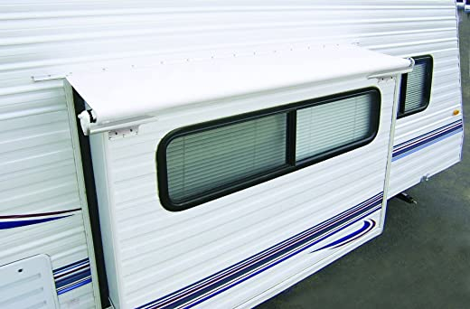 Carefree LH0890042 White Slideout Cover,82 Inches - 89 Inches