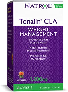 cla safflower oil weight loss by Natrol