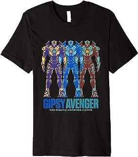 Gipsy Avenger Pop Art T-Shirt