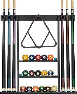 Best pool table cue rack Reviews