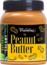 valentino Peanut Butter Natural Creamy 500gm