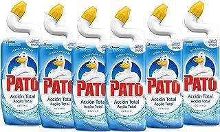 Pato - Wc Acción Total aroma Oceano, Limpiador para inodoro
