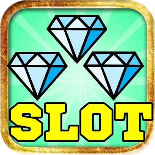 Caça níquel meu diamante - busca por riqueza sorte vegas poker do casino livre jogo da máquina