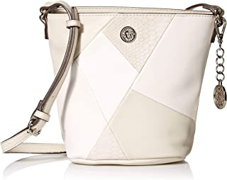 Anne Klein Patchwork Bucket Bag