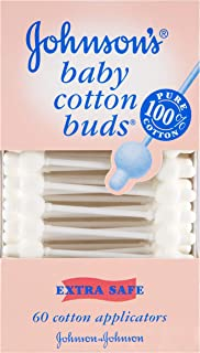 Johnson's Baby Cotton Buds 60