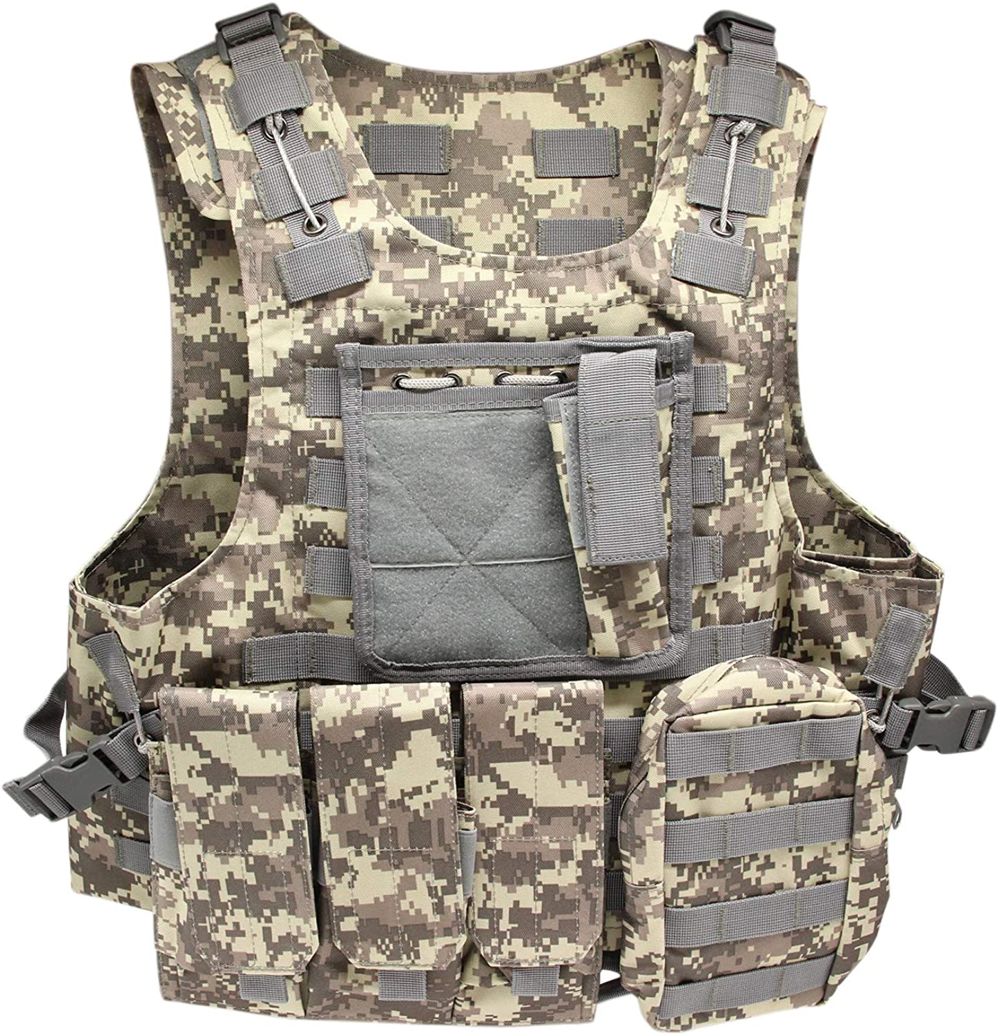 GwendolynC Airsoft Tactical 4 years warranty free Vest