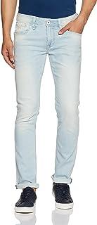 Flying Machine Men's (Michael) Slim Fit Tapered Leg Jeans