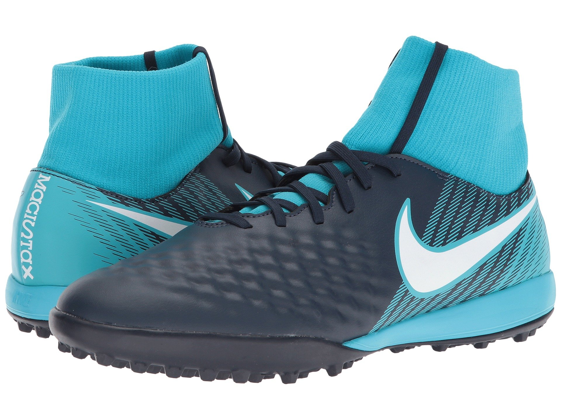 designer fashion 7c217 88234 Nike Magista Onda Ii Dynamic Fit Tf, ObsidianWhiteGamma BlueGlacier