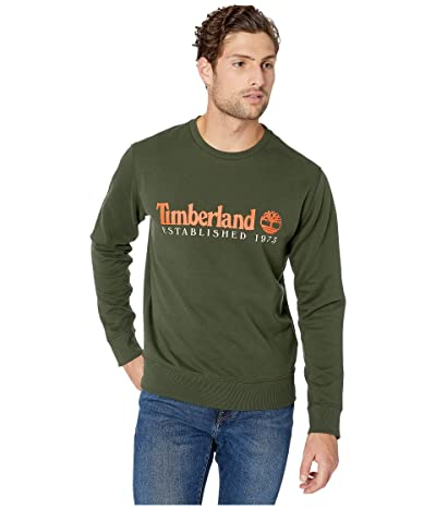 Timberland Essential Established 1973 Crew Sweater (Duffel Bag) Men