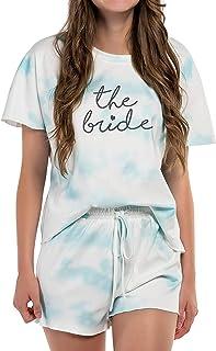 Cotton Pajamas Matching Pyjama Set FULL LENGTH bird Print white Colour Pajama SET Bridesmaid Pajamas Bridal Party Pajamas Bride Pajamas