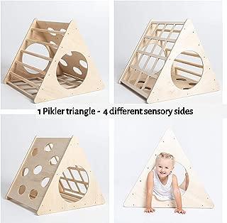 Pikler triangle climber