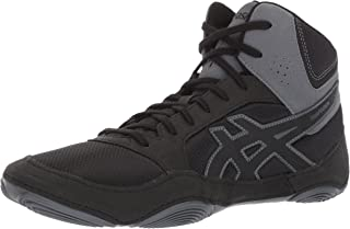 ASICS Snapdown 2 男士摔跤鞋 Black/Black/Carbon 8 M US